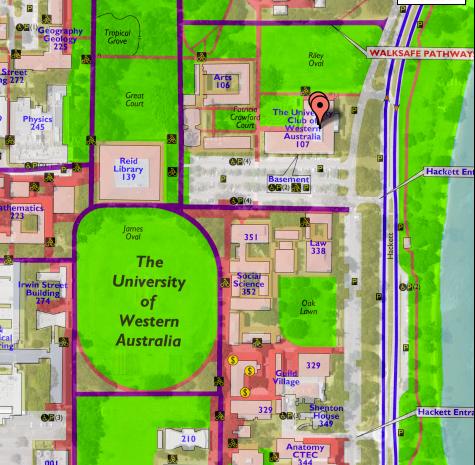 UWA_campus